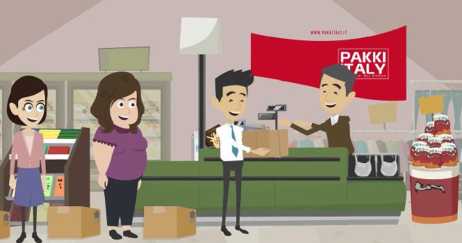 Img-video servizi postali privati e spedizioni per tabaccheria