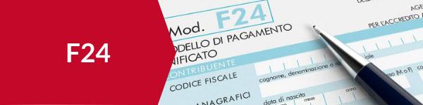 f24 Servizi di pagamento