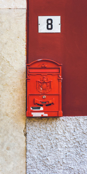 cassetta-postale Servizi postali